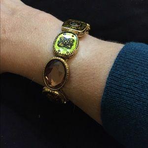 Jewelry - 🌀Classy Stretchy 'Gem' Stone Bracelet🌀